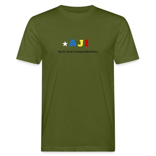 merchindising AJI - Camiseta ecológica hombre