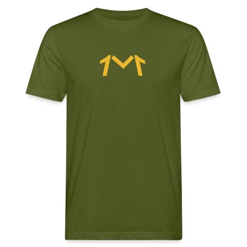 1M, LE LOGO DE L'UNIVERS - T-shirt bio Homme