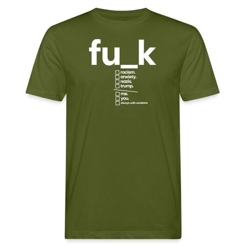 FU_K | I Give A Funk Collection - Männer Bio-T-Shirt