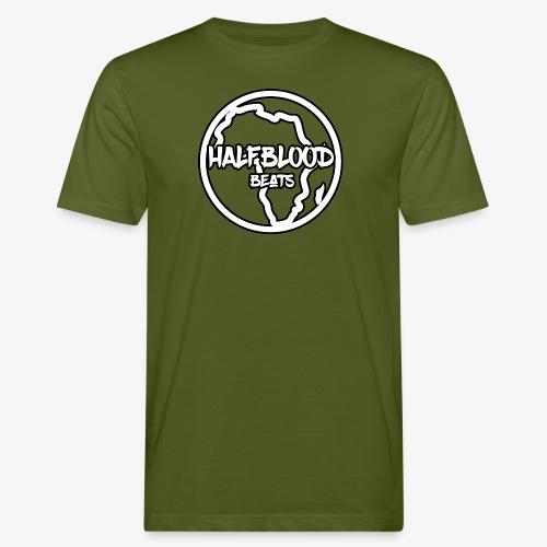 halfbloodAfrica - Mannen Bio-T-shirt