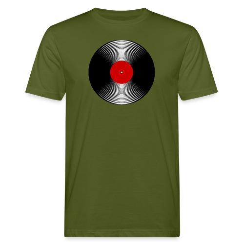 LP Vinyl - Men's Organic T-Shirt
