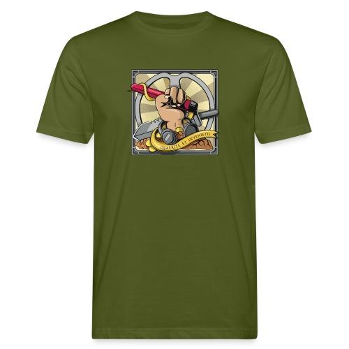 Quaerite et invenietis - Camiseta ecológica hombre