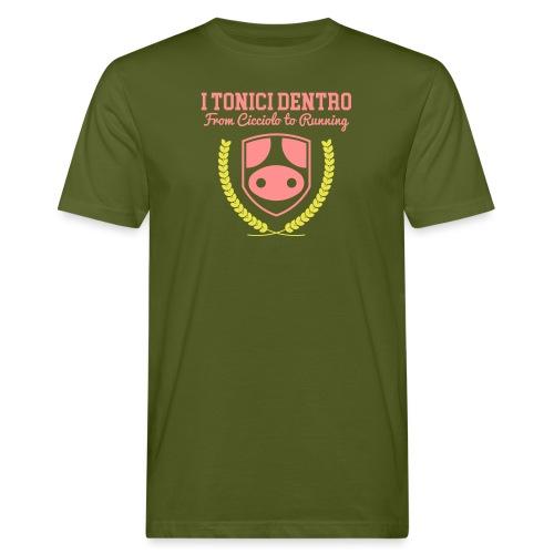 i Tonici Dentro - T-shirt ecologica da uomo