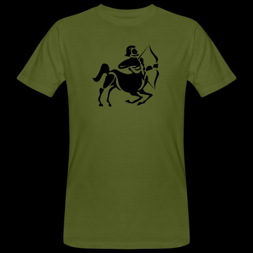 STERNZEICHEN SCHUETZE - Männer Bio-T-Shirt
