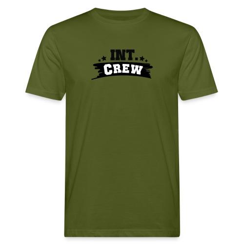 International Crew T-Shirt Design by Lattapon - Organic mænd