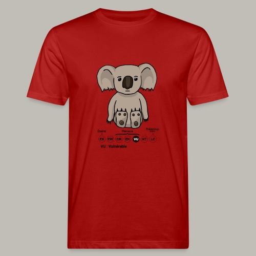 Koala & Co - T-shirt bio Homme