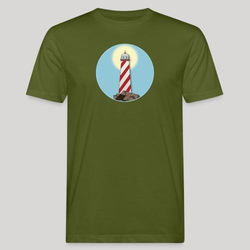 Lighthouse day - T-shirt ecologica da uomo