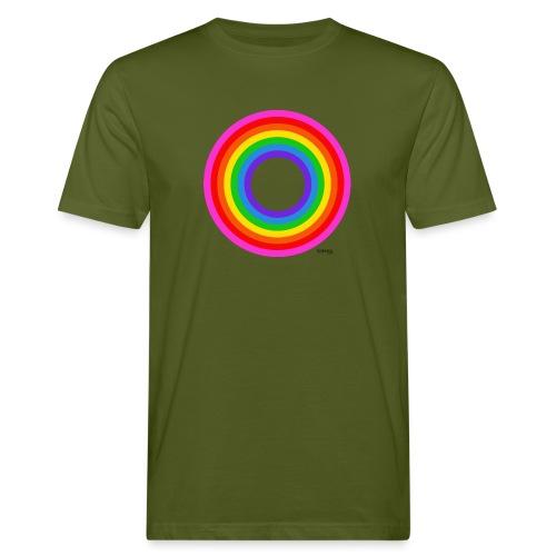 Eternal Rainbow - Miesten luonnonmukainen t-paita