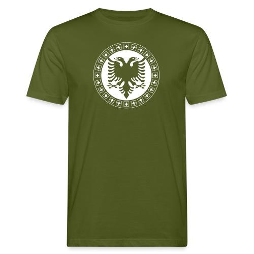 Albanien Schweiz Shirt - Männer Bio-T-Shirt