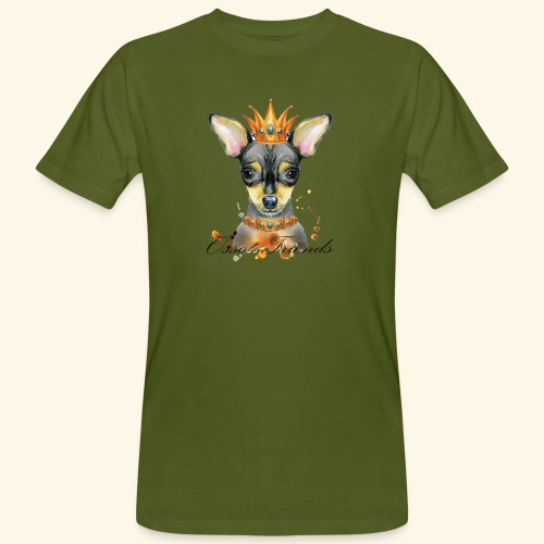 LADY PINCHER - T-shirt ecologica da uomo