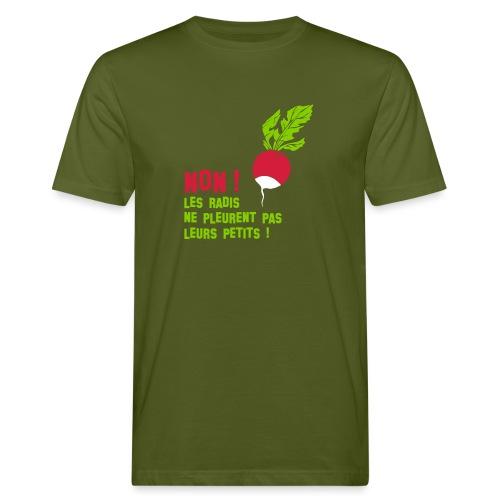 radis - T-shirt bio Homme