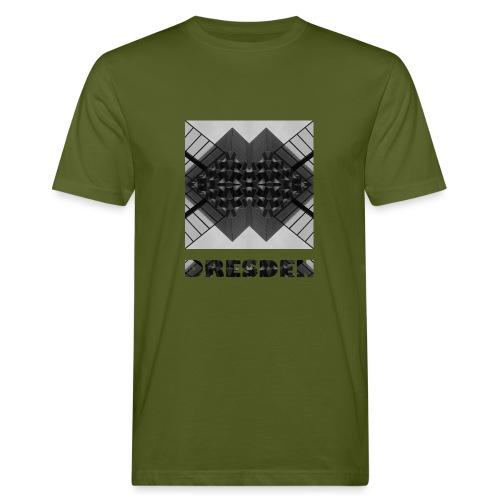 Dresden #1 - Männer Bio-T-Shirt