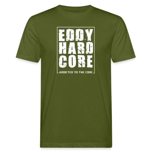 EddyHardcore ATTC square - Mannen Bio-T-shirt