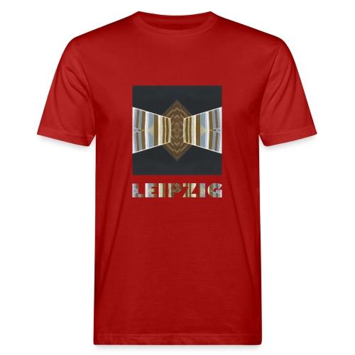 Leipzig #2 - Männer Bio-T-Shirt