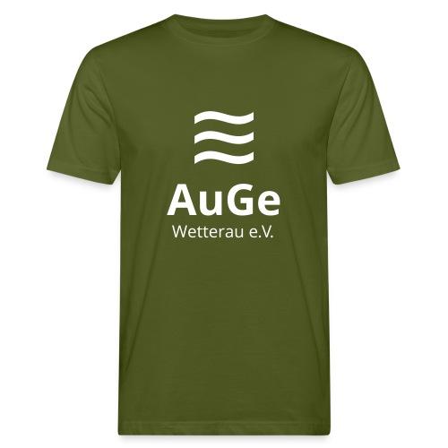 AuGe Wetterau e V - Männer Bio-T-Shirt