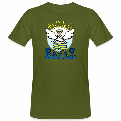 Holy Ballz Charlie - Men's Organic T-Shirt