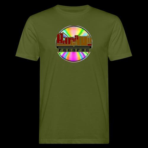 BROWNSTOWN RECORDS - Men's Organic T-Shirt