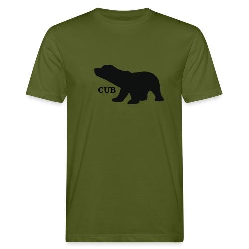 Bear Cub - Men's Organic T-Shirt