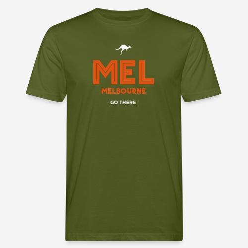 MELBOURNE! VAI LI! - T-shirt ecologica da uomo