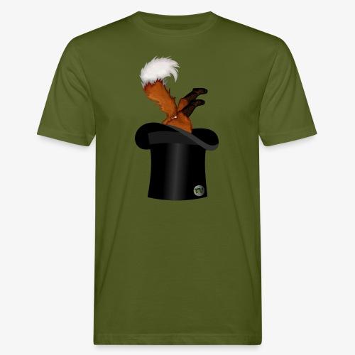 Mikkel Rev - Økologisk T-skjorte for menn