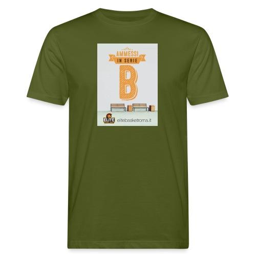 Serie B - T-shirt ecologica da uomo