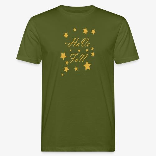 Have Fun - Ekologiczna koszulka męska