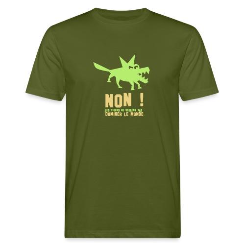 domination ai - T-shirt bio Homme