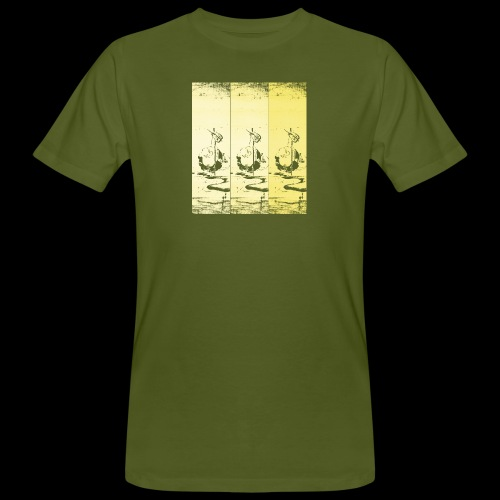 hotei - utagawa kuniyoshi - Männer Bio-T-Shirt