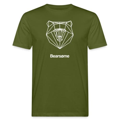Bearsøme Hoodie - Mannen Bio-T-shirt