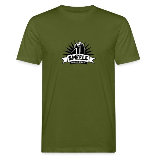 SMEELE - Fabrique de bière - T-shirt bio Homme