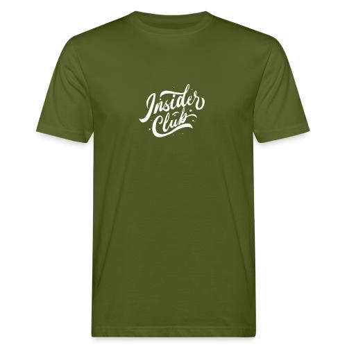 Insider Club - Männer Bio-T-Shirt