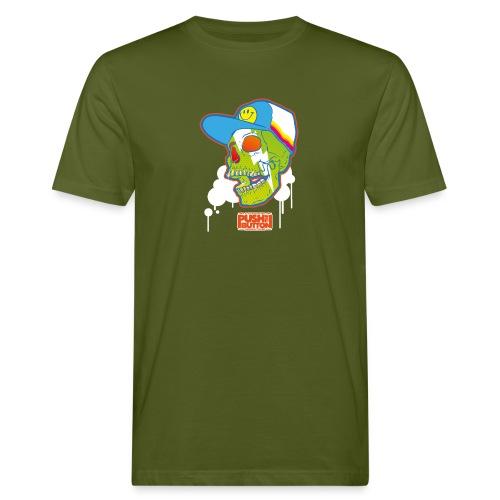 Ptb Skullhead 2 - Men's Organic T-Shirt