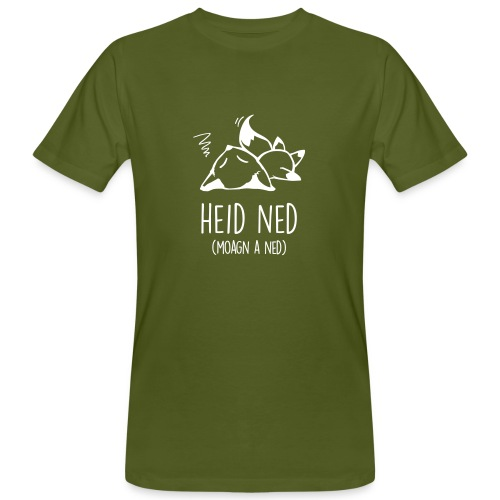 Vorschau: Heid ned - Männer Bio-T-Shirt
