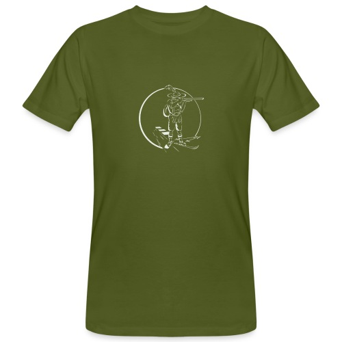 Tiroler Biathlet - T-shirt ecologica da uomo
