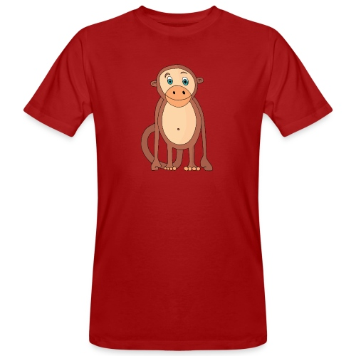 Bobo le singe - T-shirt bio Homme