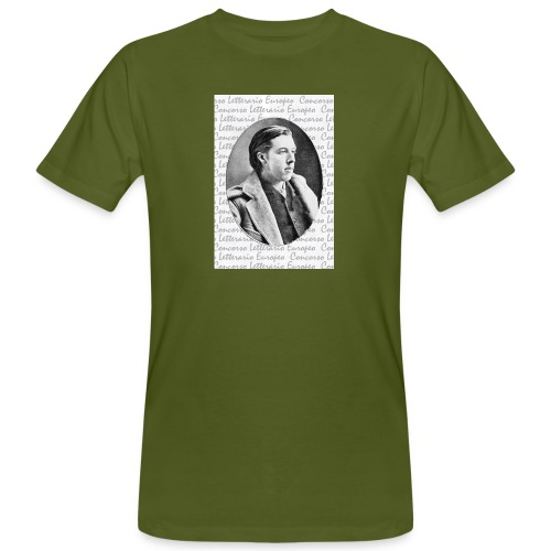 wilde vintage 8731 - T-shirt ecologica da uomo