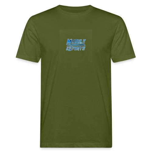 Module Text Logo - Men's Organic T-Shirt