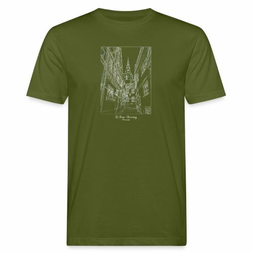 St. Goar – Stiftskirche Oberstraße - Männer Bio-T-Shirt