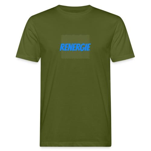 cap renergie - Mannen Bio-T-shirt
