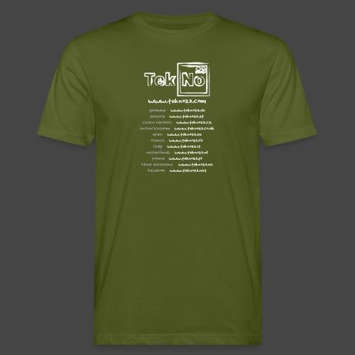 tekno23 - T-shirt bio Homme