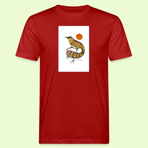 BG - Miesten luonnonmukainen t-paita