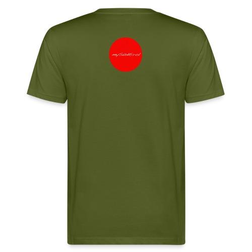 mySüdtirol Tasse - Männer Bio-T-Shirt