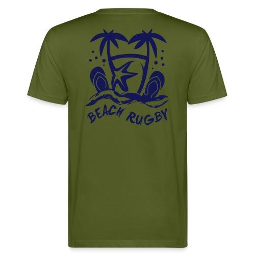 BEACH RUGBY - T-shirt bio Homme