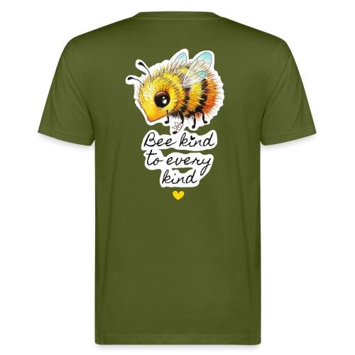 Bee kind - Men's Organic T-Shirt
