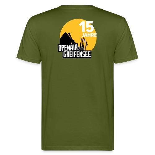 Jubilaeums Edition - Männer Bio-T-Shirt