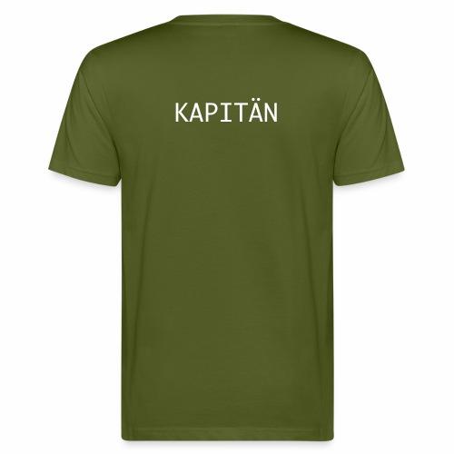 Kapitän Shirt - Männer Bio-T-Shirt
