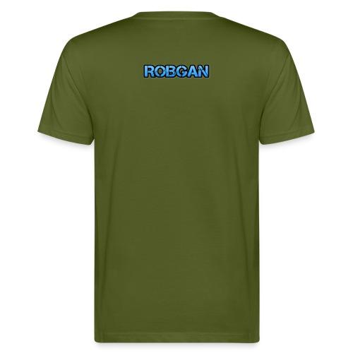 RobGan - Camiseta ecológica hombre