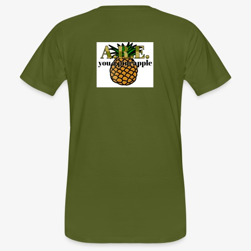 Are you a pineapple - Men's Organic T-Shirt