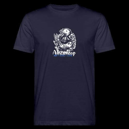 geweihbär Ahrenshoop 2018 - Männer Bio-T-Shirt