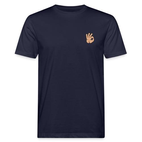 memerch logga x - Ekologisk T-shirt herr
